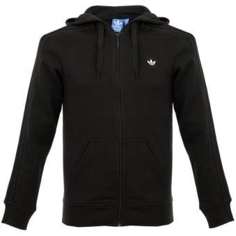 Adidas Classic Black Track Jacket AJ7700