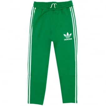 Adidas Originals 7/8 Green Track Pants B10669