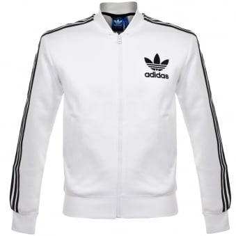 Adidas Originals ADC Fashion White Track Top B10664