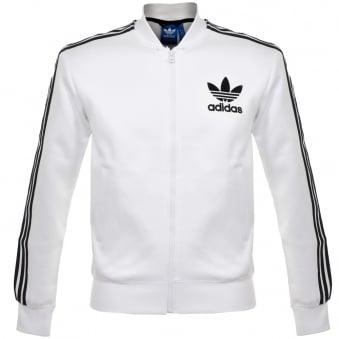 Adidas Originals ADC Fashion White Track Top B10664