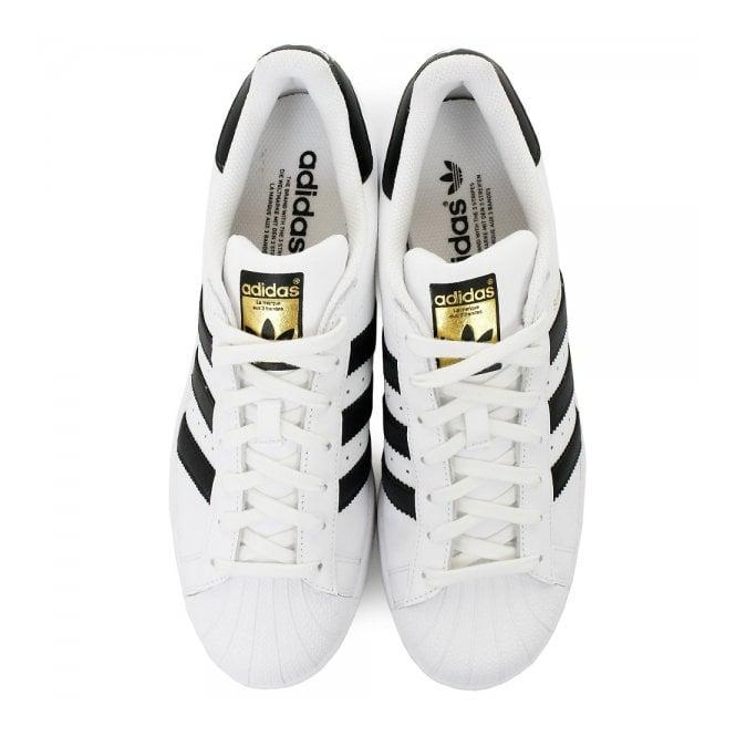 Adidas Superstar Superstar Adidas (White/Black) Sneakers Online C77124 c9d612