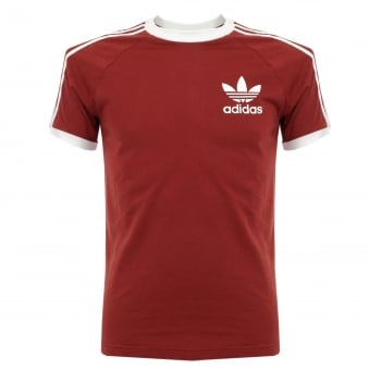 Adidas Originals CLFN Red T-Shirt BQ5370