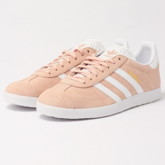 Adidas Originals Gazelle Pink Suede Shoe BB5472