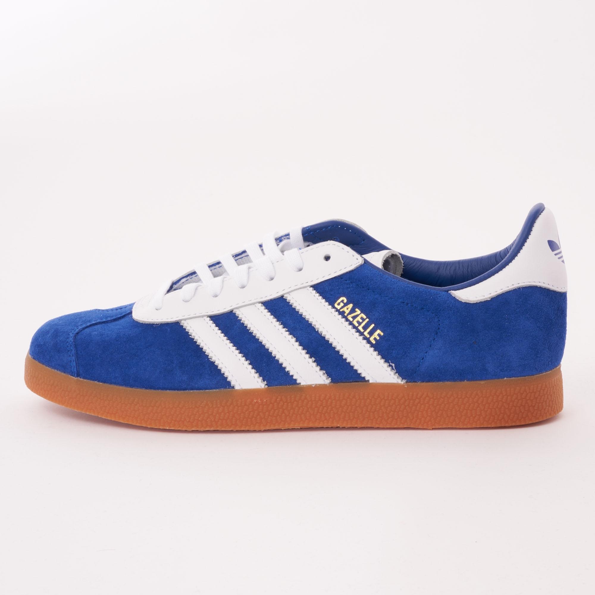 Adidas Gazelle (Royal Blue \u0026 FTW White