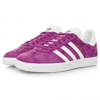Adidas Originals Gazelle Shock Purple Shoe BB5484