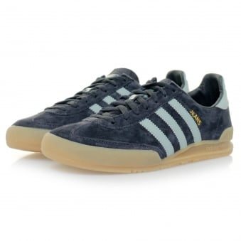 Adidas Originals Jeans Navy Suede Shoe S79997