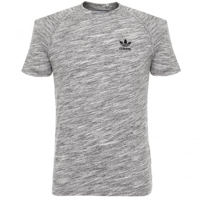 Adidas Originals Adidas Originals Premium Grey T-Shirt AZ1609