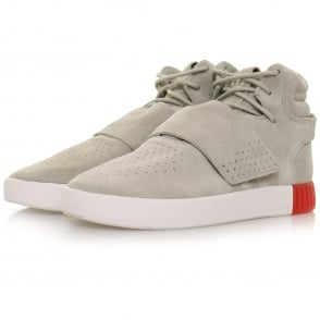 Adidas Originals Tubular Invader Strap Sesame Shoe BB5035