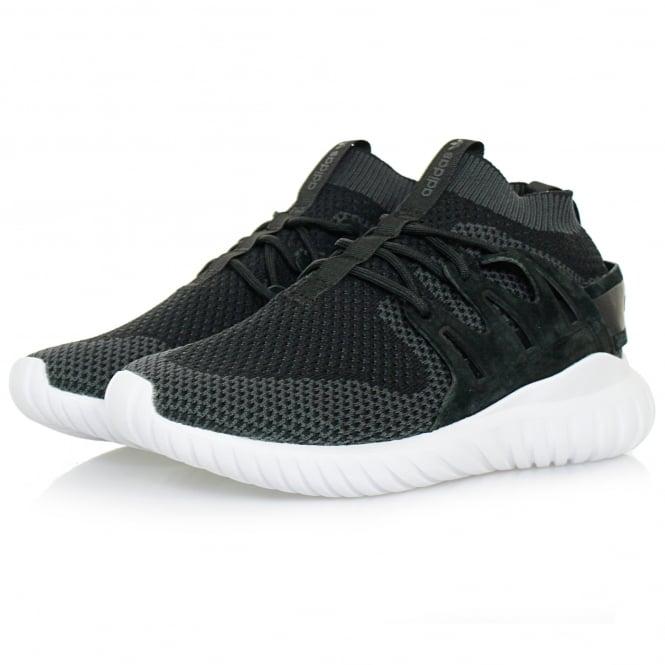 Adidas Originals Adidas Originals Tubular Nova Primeknit Black Shoe S80110