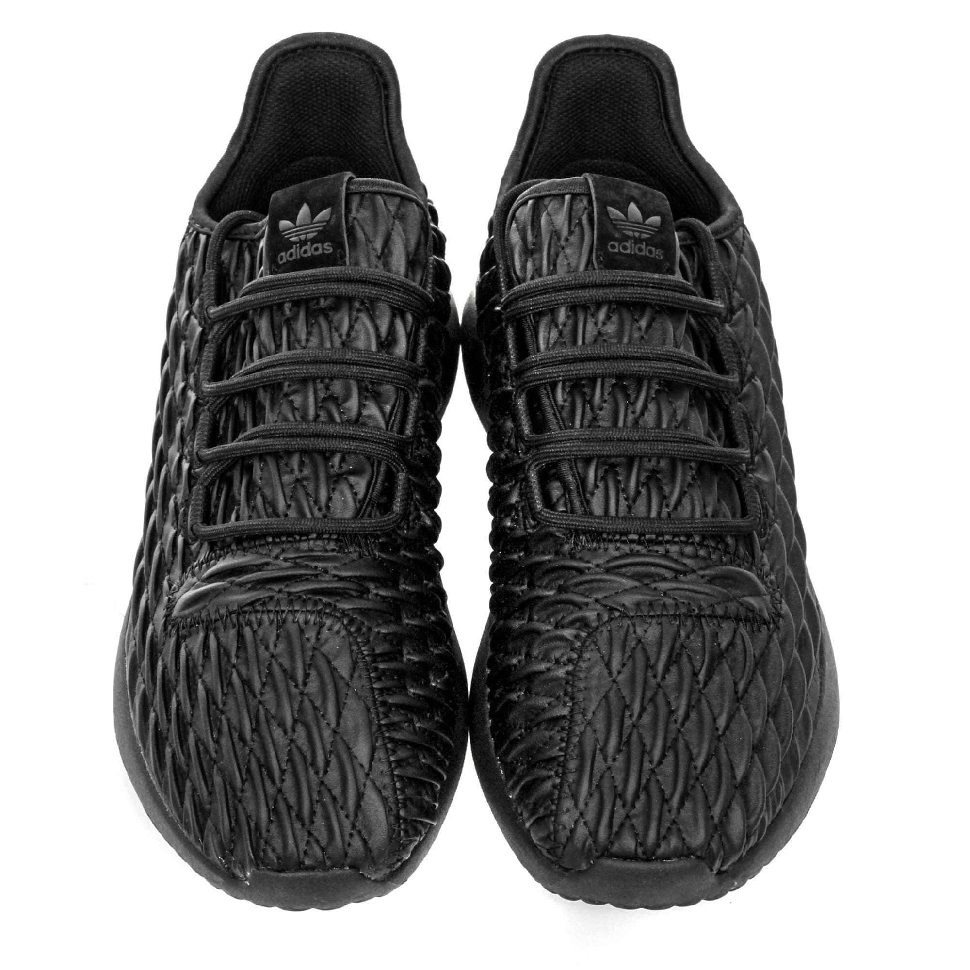 adidas originals tubular shadow trainers in black bb8819