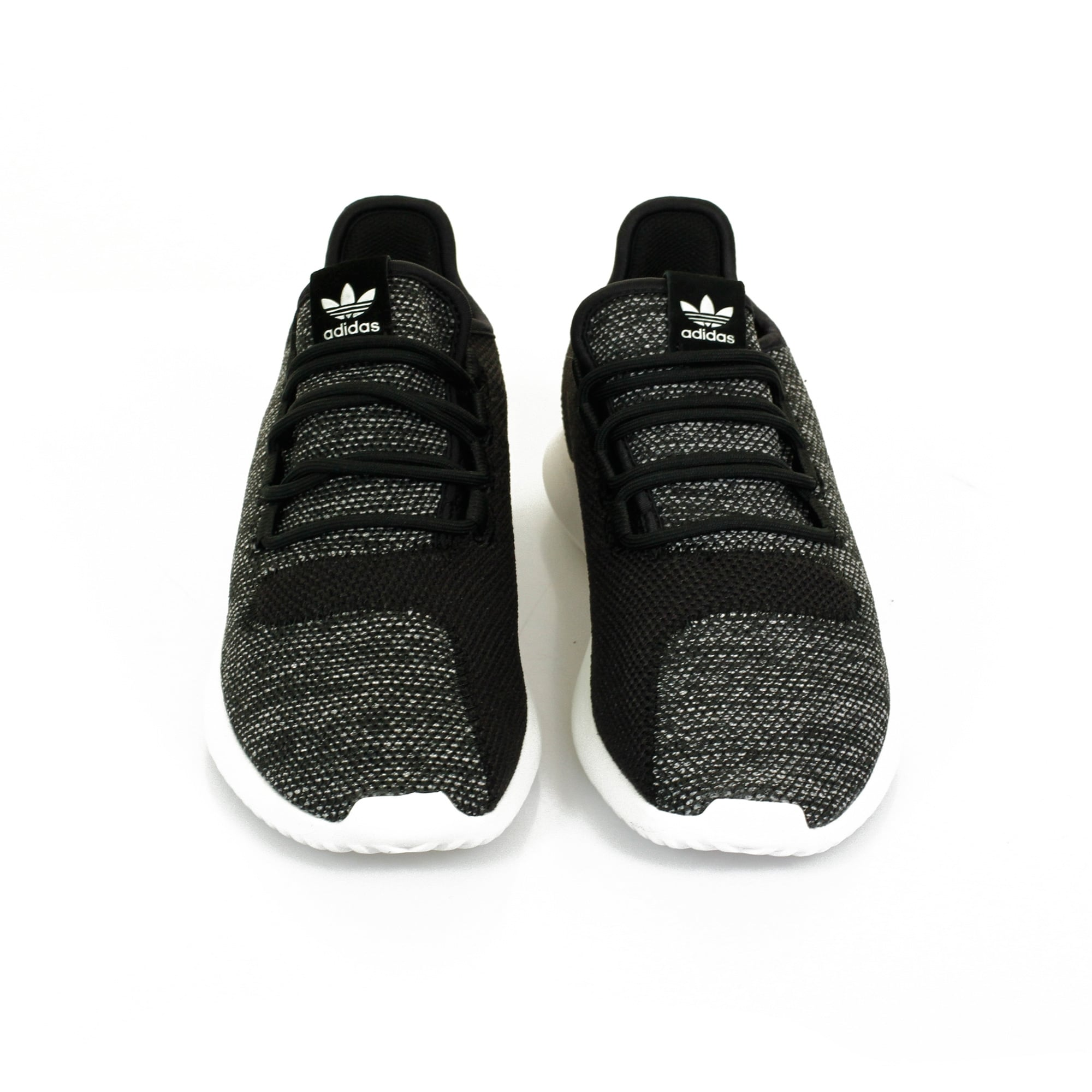 adidas black knit sneakers