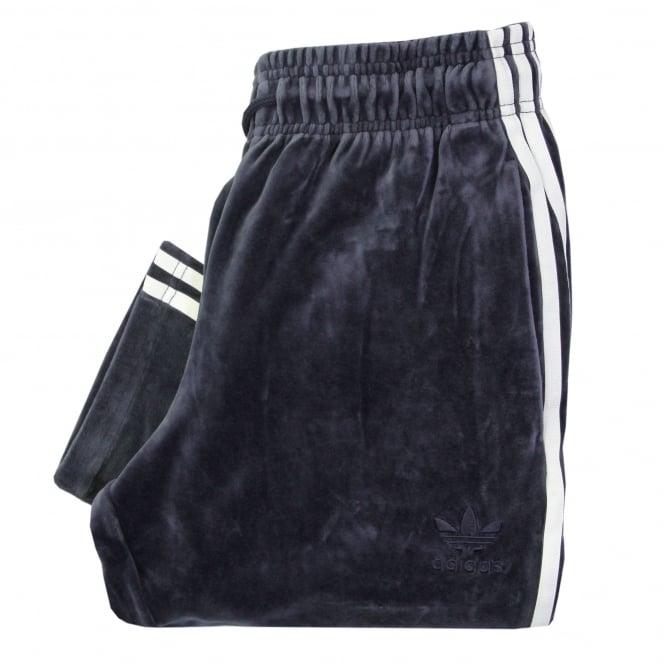 Adidas Originals Adidas Originals Velour Legend Ink Track Pants AY9244