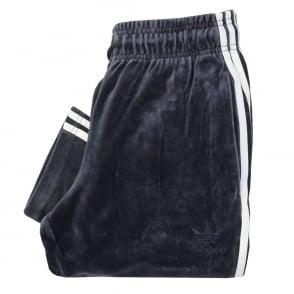 Adidas Originals Velour Legend Ink Track Pants AY9244