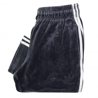 Adidas Originals Velour Legend Ink Track Pants AY9244