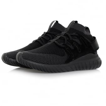 Adidas Tubular Nova PK Black Shoes S80109