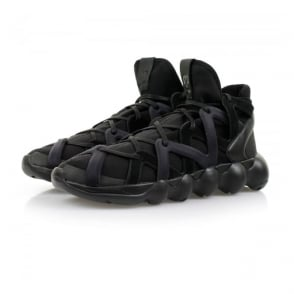 Adidas Y-3 Kyujo High Black Shoes AQ5545