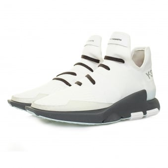 Adidas Y-3 Noci Low White Shoe BY2628