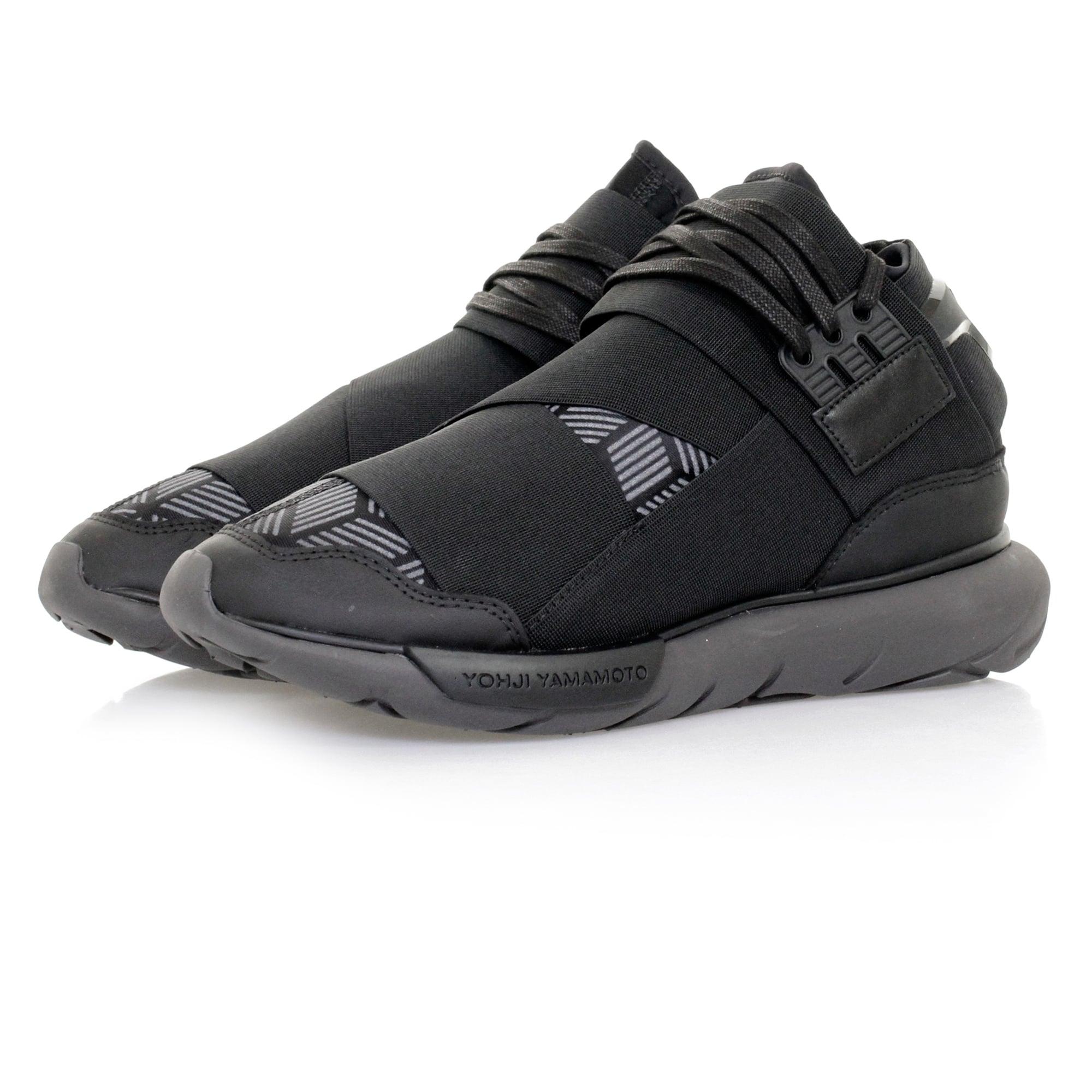 Qasa High Utility Black Shoe S