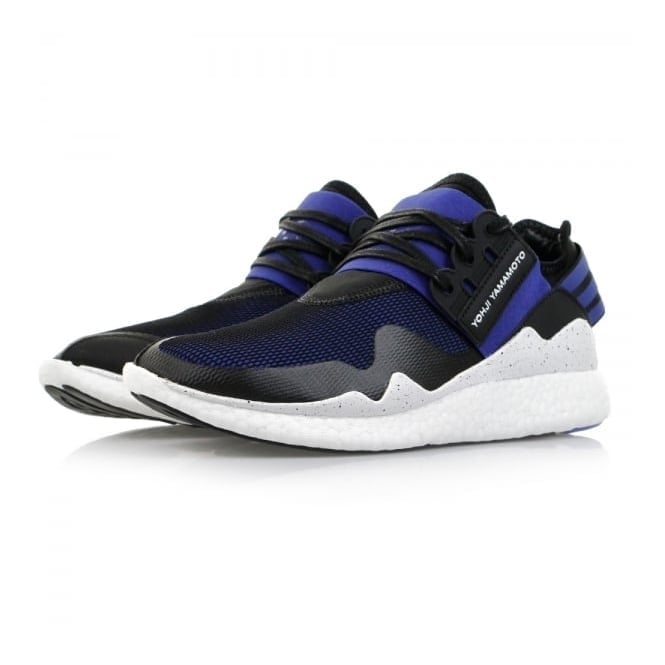 Adidas Y-3 Adidas Y-3 Retro Boost Electric Blue Shoes AQ5494