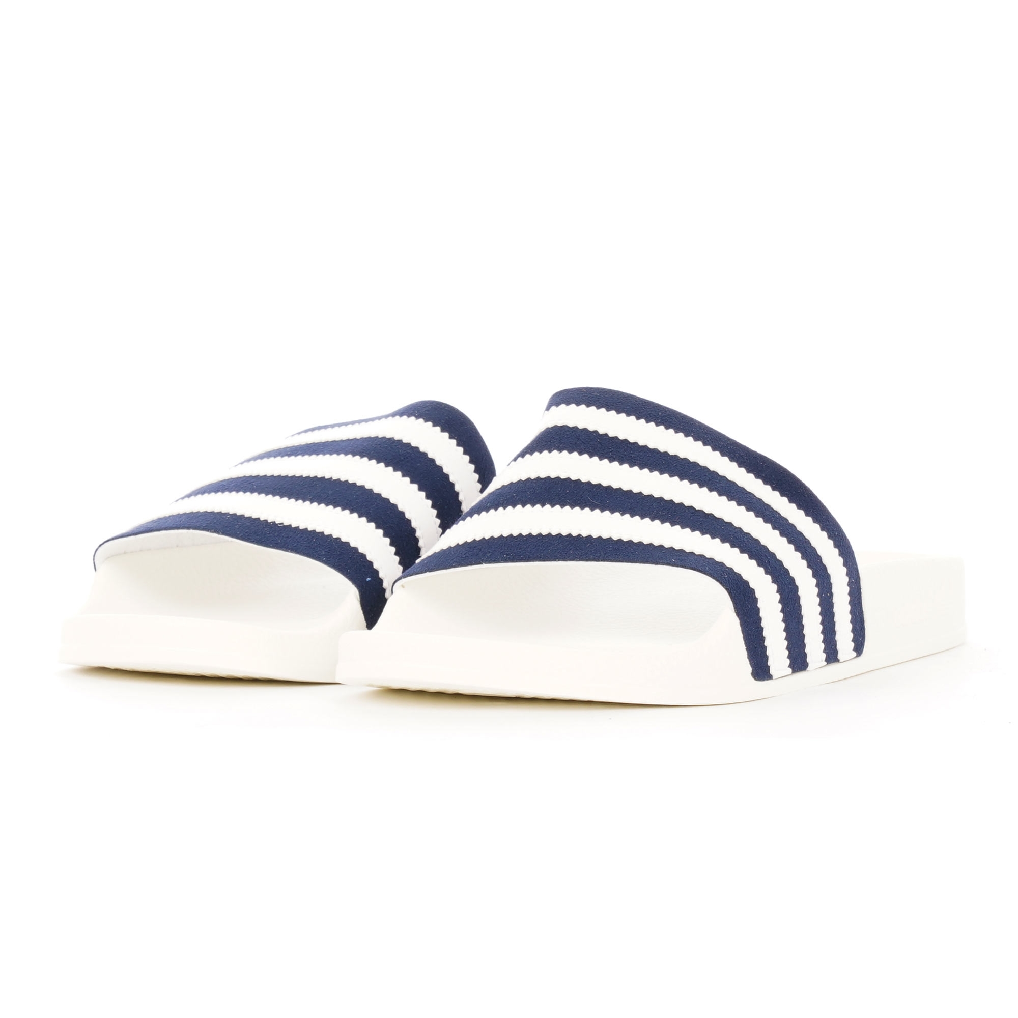 ce0ee5514d3f adidas Originals Adilette Slides (Collegiate Navy) at Dandy Fellow