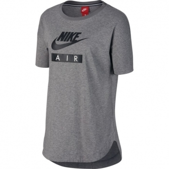 Grey Air Logo Womens T-Shirt