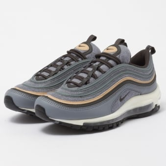 Air Max 97 PRM - Cool Grey & Deep Pewter
