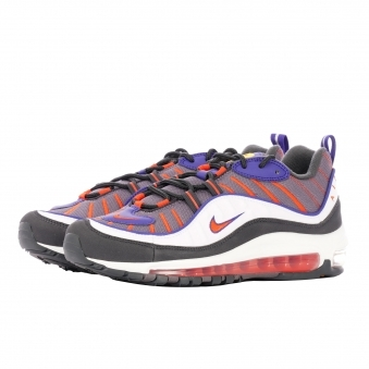 5e3c1cfd3c96a Air Max 98 - Gunsmoke   Team Orange