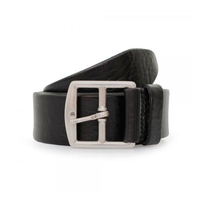 Anderson's Belts Anderson's Grain Black Leather Belt A/2683 PL100 N1