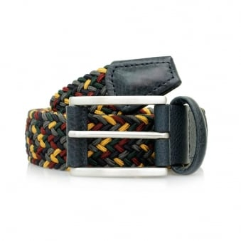 Anderson's Woven Multi Braided Belt B0667 NE41 076