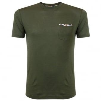Aquascutum Brady Green T-Shirt 011559006