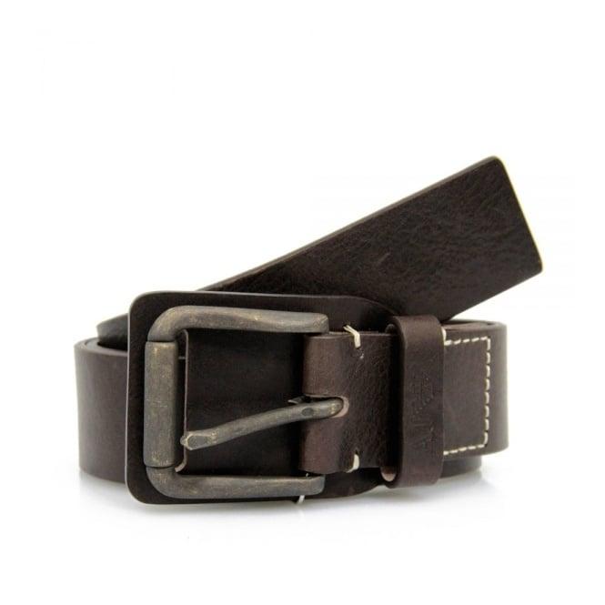 Armani Accessories Armani Jeans Brown Belt V6162