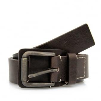 Armani Jeans Brown Belt V6162