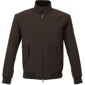 Baracuta G9 Original Harrington Brown Jacket 01BRWMOW0001FBC01