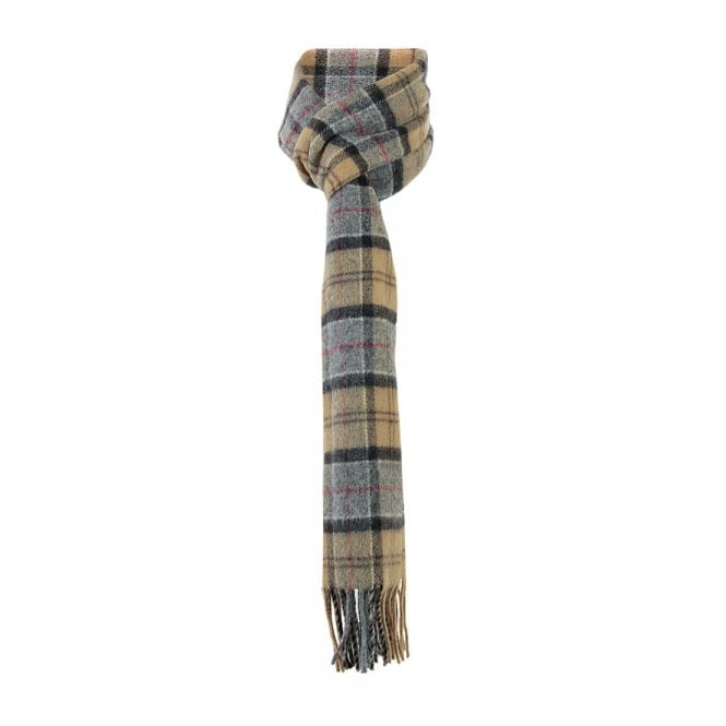 Barbour Accessories Barbour Tartan Lambswool Scarf USC0001TN31