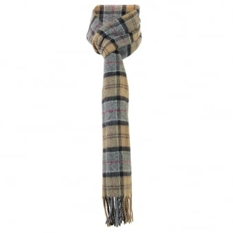 Barbour Tartan Lambswool Scarf USC0001TN31