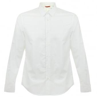 Barena Coppi Oxford White Shirt CAU8362030