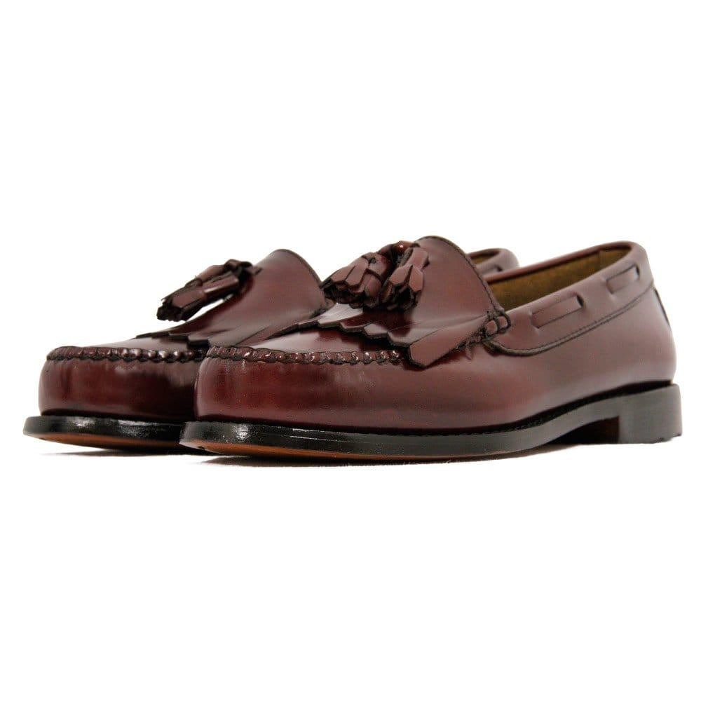Burgundy Dress Shoes