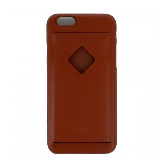 Bellroy Wallets Bellroy Phone 1 Card Iphone 6 Plus Tamarillo Case PCPA-TAM