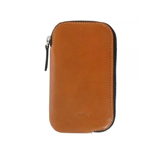 Bellroy Wallets Bellroy Phone Pocket Caramel Wallet WDPB-CAR