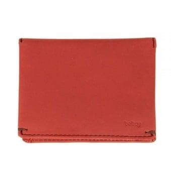Bellroy Slim Sleeve Russet Wallet
