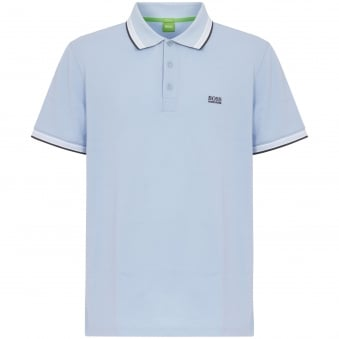 Hugo Boss Green Blue Polo 50302557