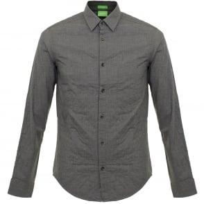 Boss Green Bluriete Medium Grey Shirt 50320154