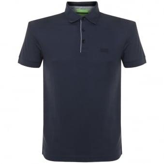 Boss Green C-Firenze Navy Blue Polo Shirts 50314