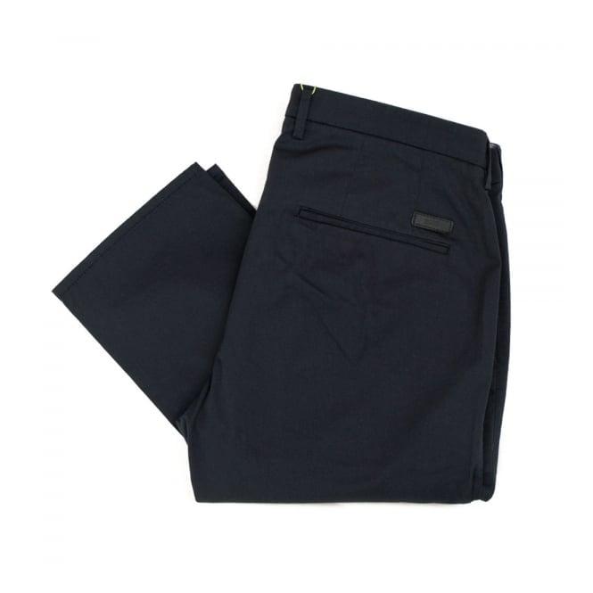 Hugo Boss Green Boss Green C-Rice 1-1-W Navy Chino Trousers 50308295