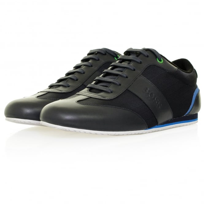 Hugo Boss Green Footwear Boss Green Lighter Lowp Nyhr Dark Blue Shoe 50322388