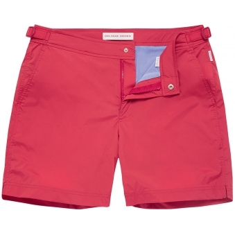 Fuchsia Bulldog Sport Swimming Shorts