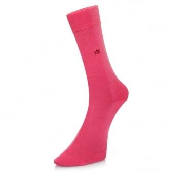 Burlington Dublin Pink Socks 21015 8583