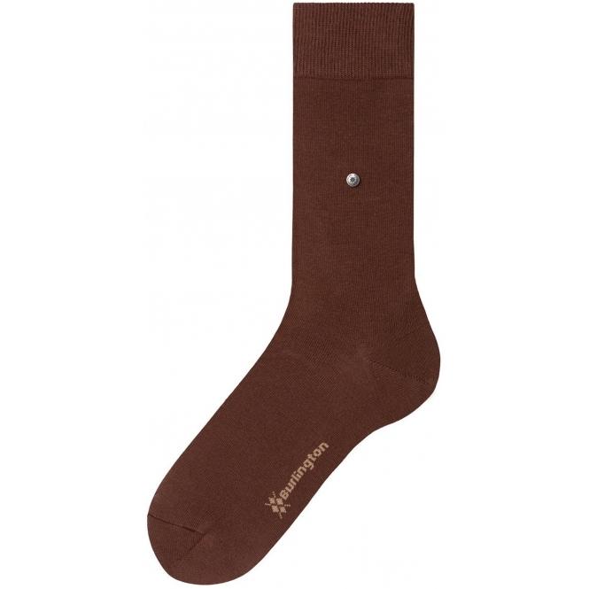 Burlington Socks Burlington Lord Brown Socks 21021 5888