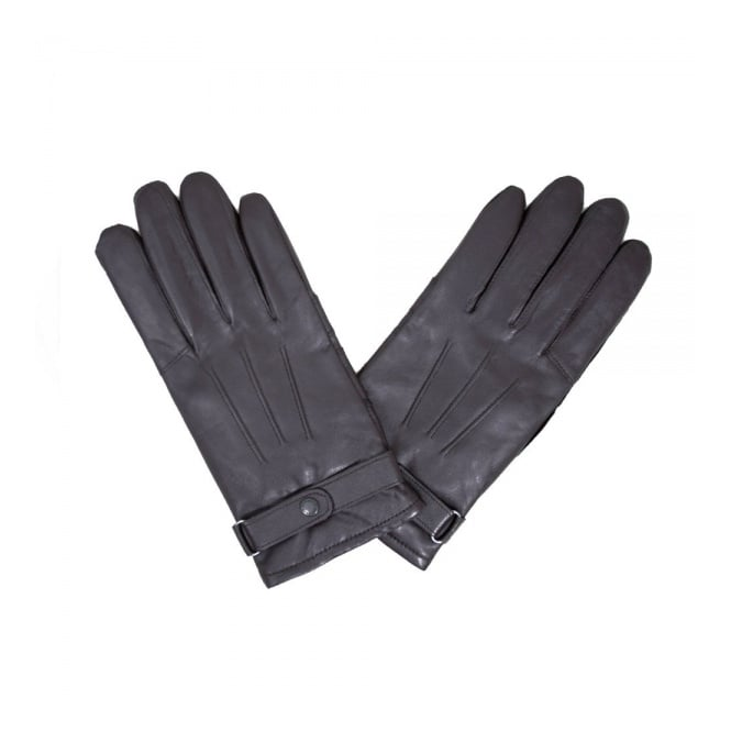 Dandy Fellow Burnished Leather Thinsulate Gloves