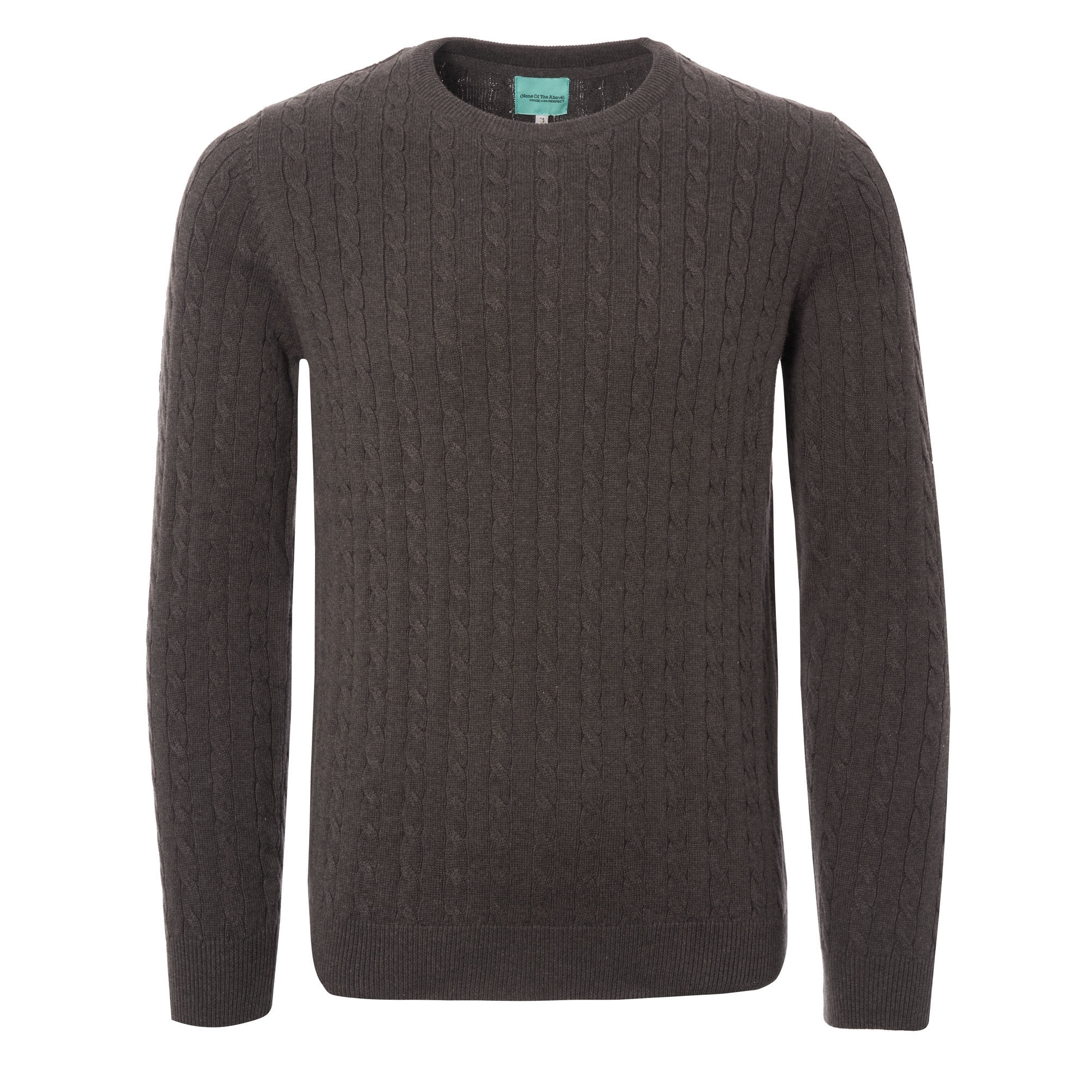 c5f8b08bad Cable Knit Jumper
